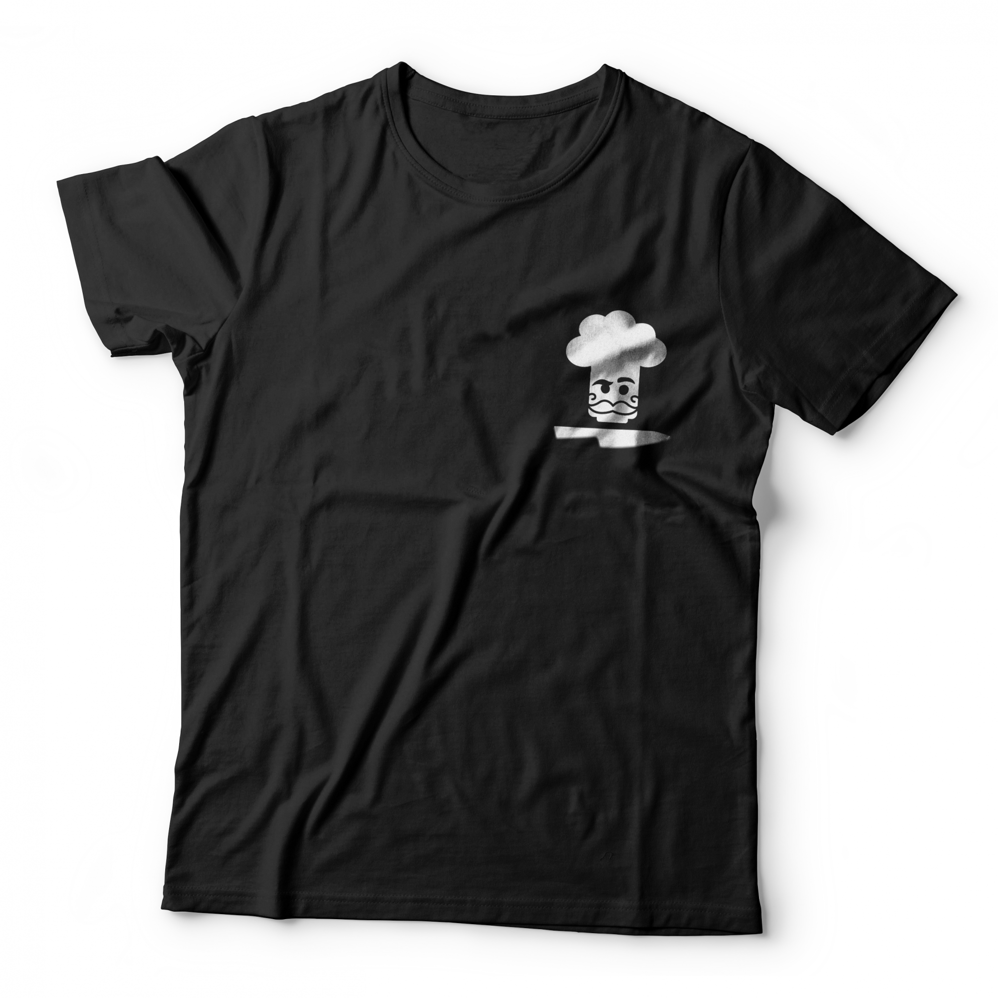 koszulka_oui_chef_noz